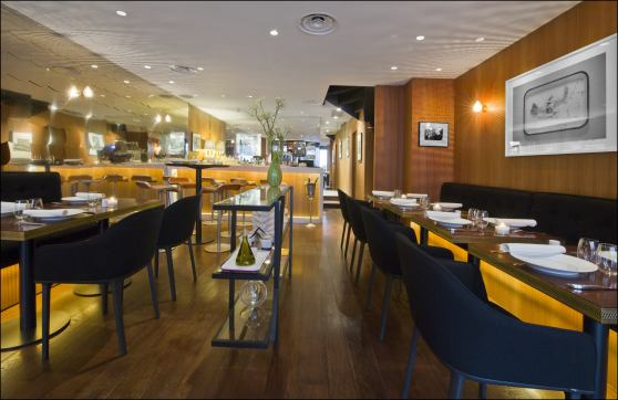 Restaurant Gaya Rive Gauche par Pierre Gagnaire